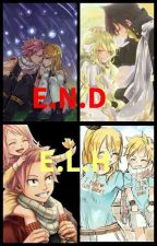 Nalu Story: E.N.D and E.L.H by Huntress7265