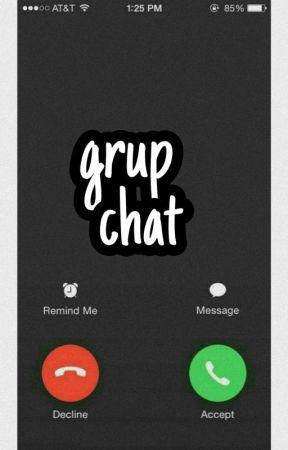 grup chat (ioi wannaone izone x1) ✔ by abcmaizya