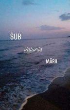 Sub valurile mării by Denisa0149