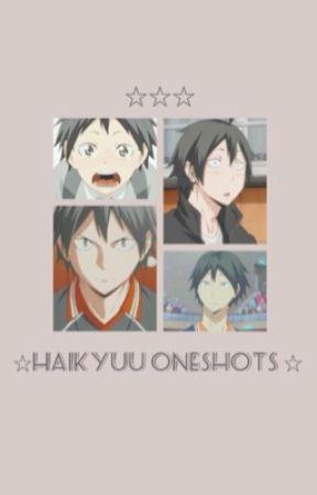 Haikyuu!! Oneshots by peachy_cheeks_sweet