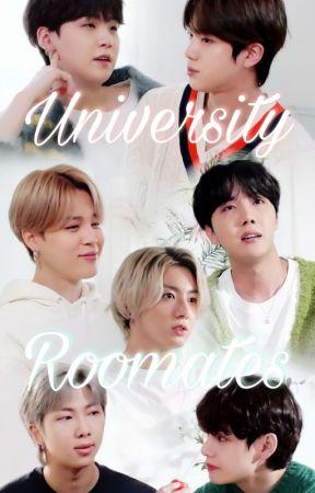 University Roomates by alovelycupoftae