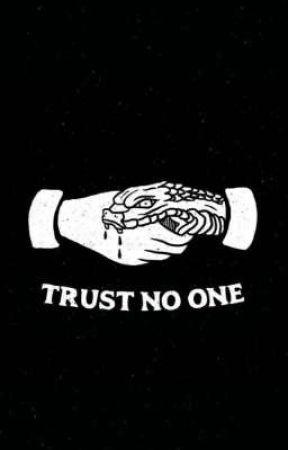 ~Trust no one~ (BNHA x JOJO) by Ayeee_69