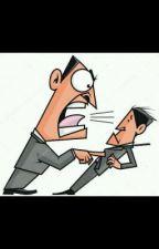 The Boss: Co myślę o swoim szefie? by moniala