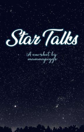 Star Talks by mammapeggs
