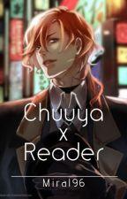 Chuuya x reader meetings by miral96