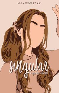 singular // a graphic tutorial cover