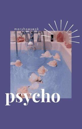 × PSYCHO    San × by MARYHOESEOK