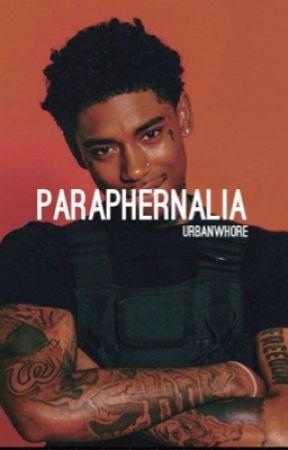Paraphernalia. by urbanwhore