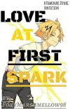 Love at first spark Denki Kaminari x Reader (completed) cover