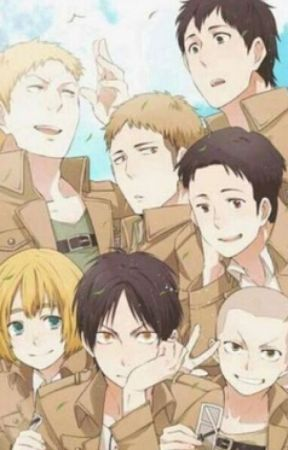Attack on Titan Boys: Scenarios and Oneshots by quoteoftheday