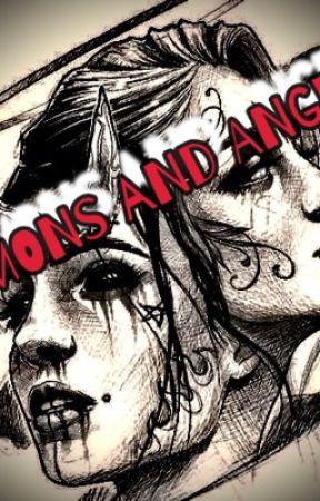 Demons and Angles  by KatsukiBakugou001