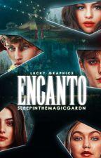 Encanto by sleepinthemagicgardn