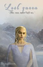 Lost Queen (Narnia CZ) by KajisStories
