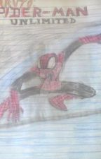 Naruto: Spider-Man Unlimited by AlexCarrillo770
