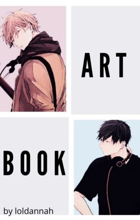 Artbook by loldannah