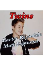 Twins (Carter Reynolds and Matt Espinosa) by Debbekham