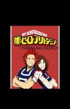 """Murasaki Hono""  Uraraka's Sister MyHeroAcademia by LizziePlays324FTW"