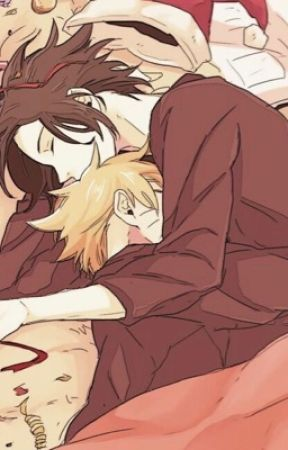 Sleeping with the Ex (SasuNaru) by RoseriaValeria