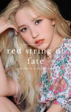 Red String of Fate || minaxreader by notfinereally