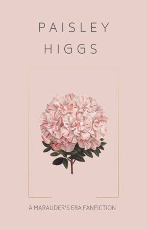 Paisley Higgs | (Sirius Black) by marauder-love