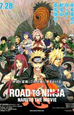 the worlds of Naruto by BenedraGary