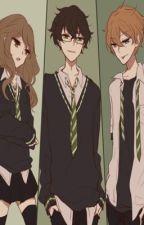 The Darkest Silver Trio by OtakuForLife4545