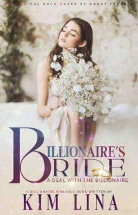 BILLIONAIRE'S BRIDE || Serious Editing  cover