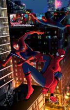 Héroes del UCM reaccionando al SPIDER-VERSE by Kapiushon01