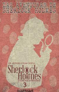 Las aventuras de Sherlock Holmes cover