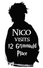 Nico Visits 12 Grimmauld Place by ClaireValdez