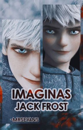 Imaginas Jack Frost by -MrsEvans