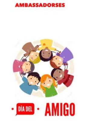 Día del Amigo by AmigoSecreto_WESP