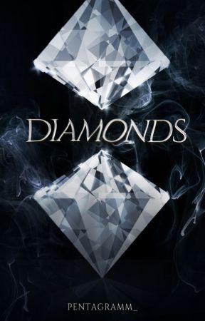 Diamonds by pentagramm_