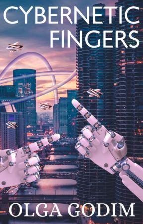 Cyber Hand & Cyber Dog by olga_godim