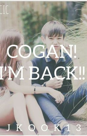 COGAN! I'M BACK!! by JKook13