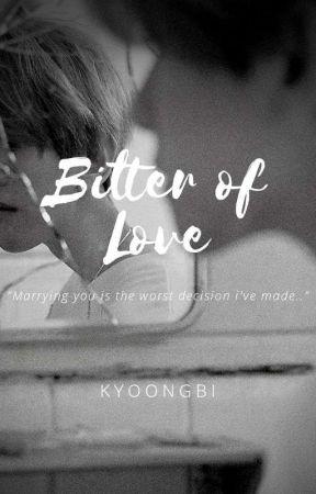 Bitter of Love (Byun Baekhyun) by kyoongBi