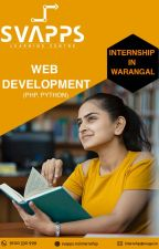 Job oriented Training Institute in Warangal by swethasvapps