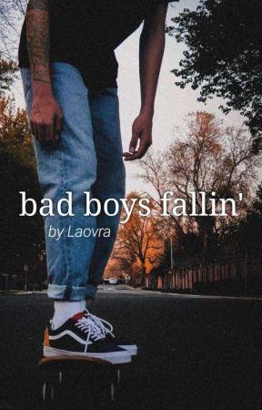 bad boys fallin' | Zarry by Laovra
