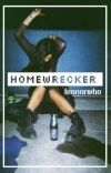 Homewrecker || michael clifford fanfic cover