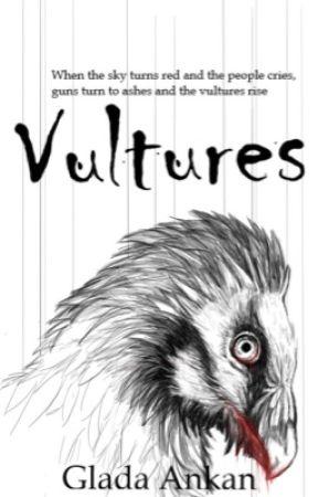 Vultures by GladaAnkan