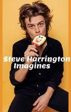 Steve Harrington Imagines by Jackie_fio56