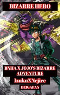 BIZARRE HERO cover