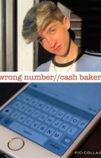wrong number//cash baker by angelicbutterfly_