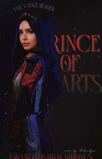 Prince of Hearts: Evie X Male Reader by GrandAdmiralNironus
