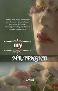 My Mr. Tengku ✔ cover