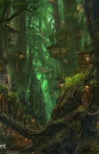 The Forest Queen (The hobbit x reader)  cover