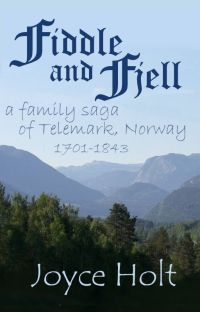 Fiddle and Fjell: a family saga of Telemark, Norway cover