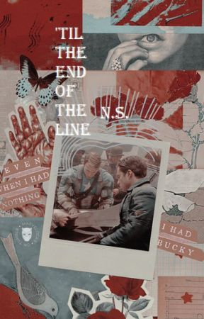 'TIL THE END OF THE LINE -  STUCKY by Nixutree