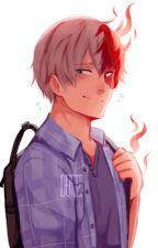Todoroki x Pregnant Reader  by Love_Anime_writer