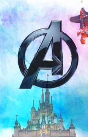 Dessin Marvel et autres by Mizuako